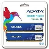 ADATA AD3U1600C4G11-DRH (DDR3 PC3-12800 4GB 2枚組)