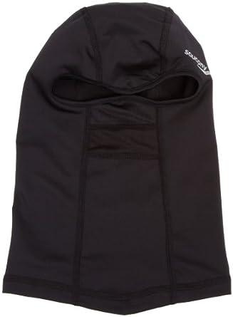 Saucony Drylete Balaclava Hat(Black, One Size)