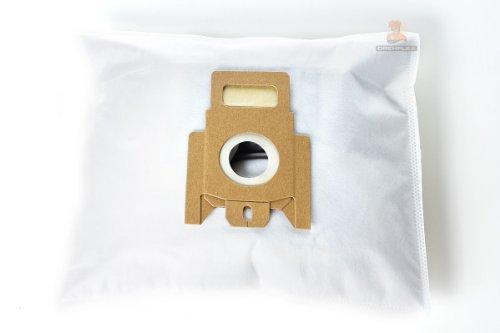 DREHFLEX® - 30 sacchetti per aspirapolvere Miele, tipo F J M, G N, compatibili con modelli S4 ecoline, S5 ecoline, Tango, Tango plus S251 ed altri