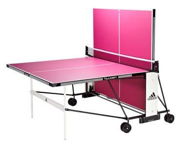 avis table de ping pong tennis de table d 39 ext rieur adidas. Black Bedroom Furniture Sets. Home Design Ideas