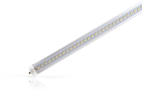 Hyperikon® T8 Led Light Tube, 8Ft, 36W (75W Equivalent), 3560 Lumen, 4000K (Daylight), Ul Listed