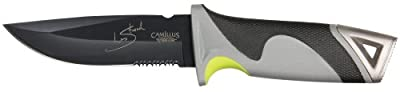 Camillus Survivorman Les Stroud SK Mountain Ultimate Survival Knife, Grey from Camillus