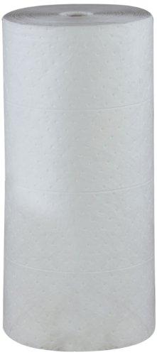 "Esp 2Mbwr Polypropylene Medium Weight Meltblown Oil Only Absorbent Non-Bonded Roll, 150' Length X 30"" Width front-132215"