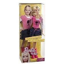 Barbie & Me Doll - 1