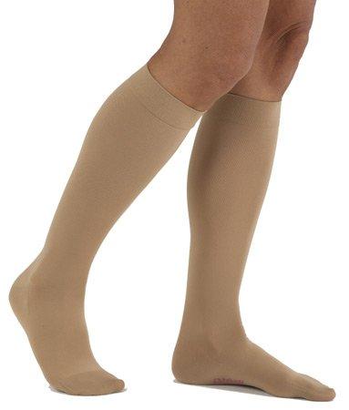 mediven-comfort-compression-stockings-15-20-calf-closed-toe-ebony-iii