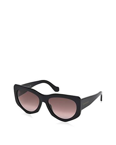 Balenciaga Occhiali da sole BA0018-F 01T 58 (58 mm) Nero