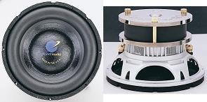 """Planet Audio Vector15, 38Cm (15"""") Dual Subwoofer, 475W Rms"""