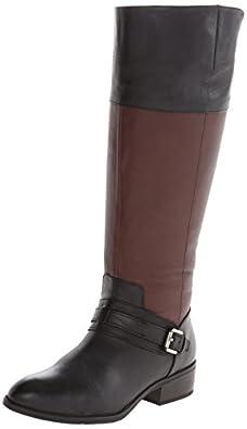 com: Lauren Ralph Lauren Women's Maritza Wide-Calf Riding Boot: Shoes