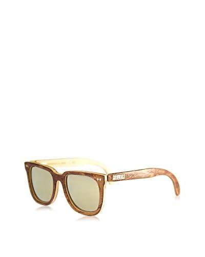 Feler Sunglasses Occhiali da sole Charles Bubinga (54 mm) Beige/Marrone