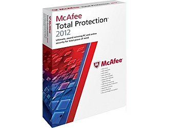 Mcafee Total Protection 2012 - Windows front-635220