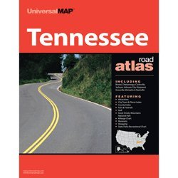 Tennessee State Road Atlas