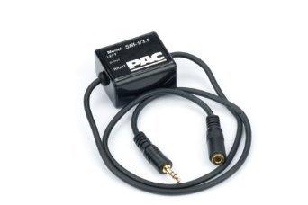 Aislador de ruido Ground Loop  PAC SNI-1 / 3.5 de 3.5 mm, funciona con iPod / Zune / iRiver y otros