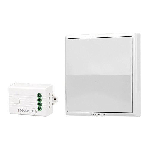 Wireless wall light switch kit remote light switch battery free wireless wall light switch kit remote light switch battery free self powered no wiring no wifi aloadofball Choice Image
