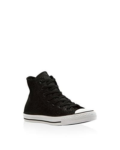 Converse Zapatillas abotinadas All Star Hi Lea Metallic
