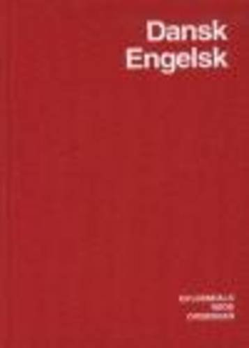 Gyldendal's Red Danish-English Dictionary (English and...