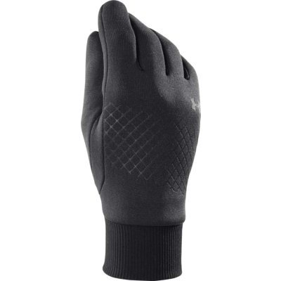 Under Armour Coldgear Infrared Core Liner Glove - Women's Black / Black / Steeple Gray Small (Infrared Glove Liners compare prices)