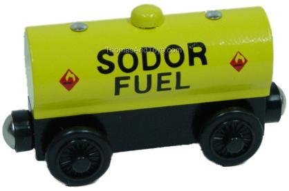 Sodor Fuel Car - Thomas & Friends Wooden Railway Tank Train Engine - Brand New Loose (Diesel Fuel Tanker compare prices)