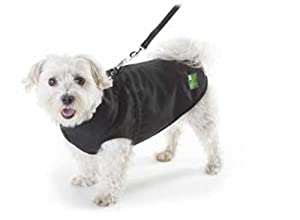 Protex Pawz 1Z Coat With Built-In Harness, Medium