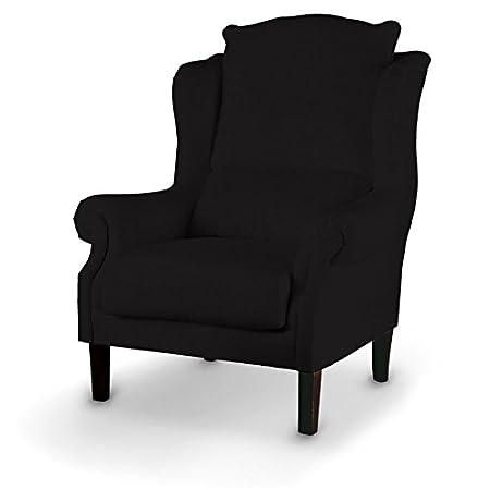 Dekoria Sessel 63 x 115 cm schwarz