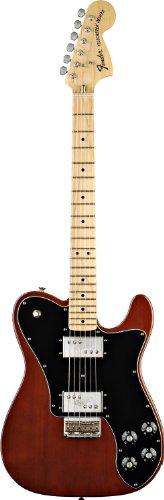 Fender フェンダーUSA クラシックシリーズ 72's テレキャスター デラックス ウォルナットClassic Series '72 Telecaster_ Deluxe Electric Guitar, Walnut, Maple Fretboard[並行輸入]