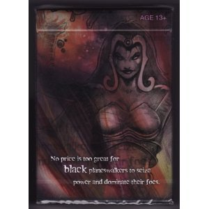MTG Magic the Gathering Half Deck - Black