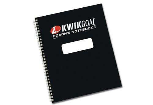 Kwik Goal 20B401 Coaches Notebook