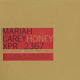 CAREY, MARIAH - Honey - Promo 2 - Maxi x 2