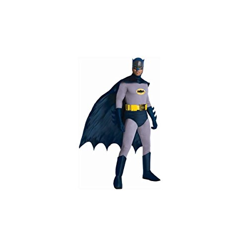 Rubies Batman Grand Heritage Classic TV Adult Costume - Standard | 887207