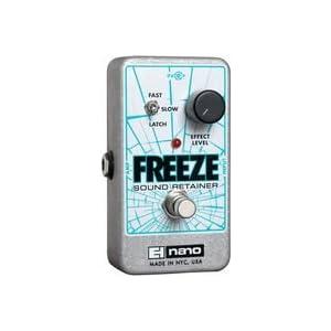 electro harmonix freeze infinite sustain pedal effects bay. Black Bedroom Furniture Sets. Home Design Ideas