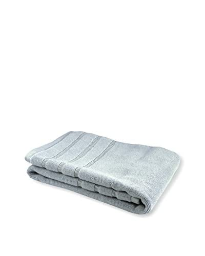 bambeco Organic Cotton 700 Gram Bath Mat, Ice As You See
