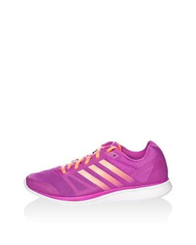 adidas Zapatillas Lite Speedster 3 Woman Malva / Naranja