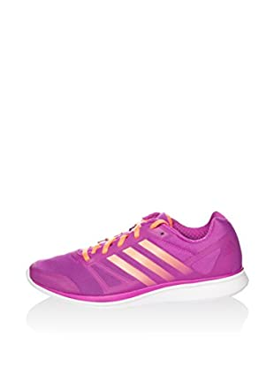 adidas Zapatillas Lite Speedster 3 Woman (Malva / Naranja)