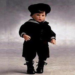 "Lee Middleton ""Irish Boy"" Classic Miniature"