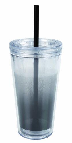 Drink Cup With Straw front-397841