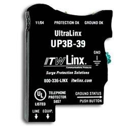 Ultralinx 66 Block/39V Clamp/350Ma Fuse Ultralinx 66 Block/39V Clamp/350Ma Fuse