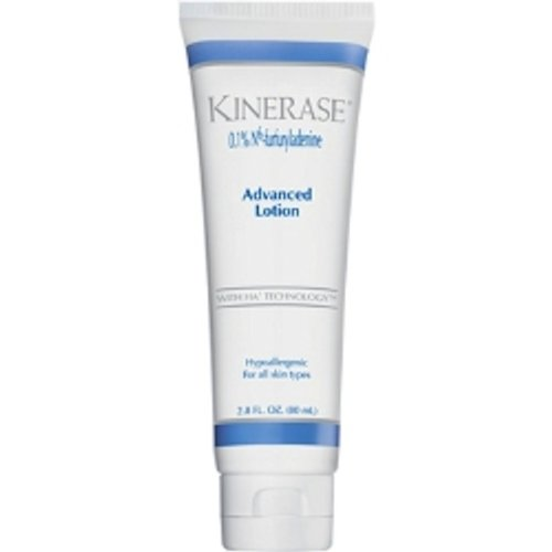 Kinerase 0.1% N6-furfuryladenine Advanced Lotion, 2.8 Ounces