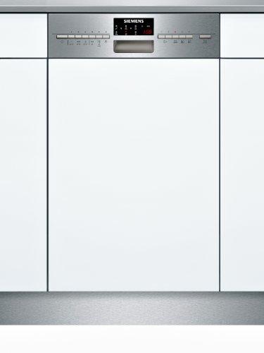 Siemens SR 56 T 592 Semi intégré 10places A++ Acier inoxydable - lave-vaisselles (Semi intégré, A, A++, Acier inoxydable, A, Auto 35-45 ºC, Auto 45-65 ºC, Auto 65-75 ºC, Économie, Intensif, Pré-lava