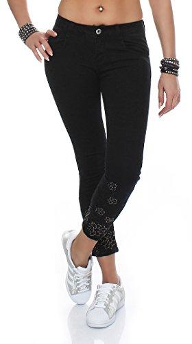 skutari-femme-jean-pantalons-skinny-dechire-troue-paillettes-coleur-noir-taille-xl
