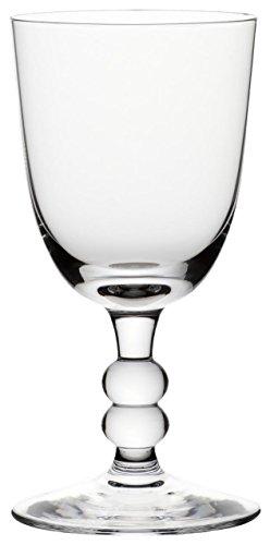 Bohemia Cristal Cottage Verre vin 270 ml Lot de 6