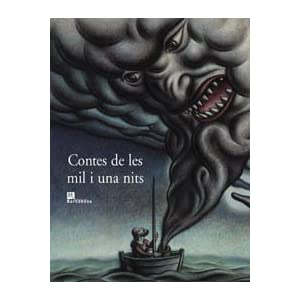 Contes De Les Mil I Una Nits / Tales of the Thousand and One Nights (Diversos) (Catalan Edition)