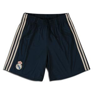 Real Madrid 07/08 Away Soccer Shorts