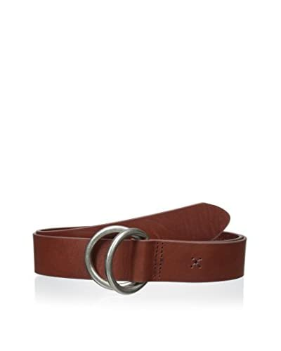 Maker & Company Men's Double-O Ring Leather Belt