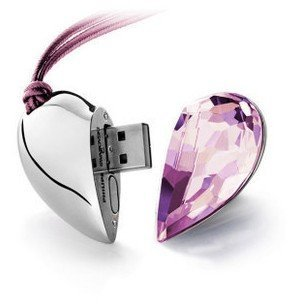 vafru-8gb-shiny-crystal-heart-shape-usb-flash-drive-with-necklacelight-pink