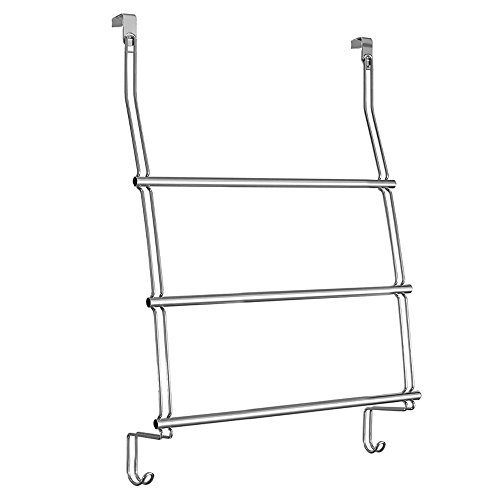 InterDesign Classico Over the Shower Door Towel Rack