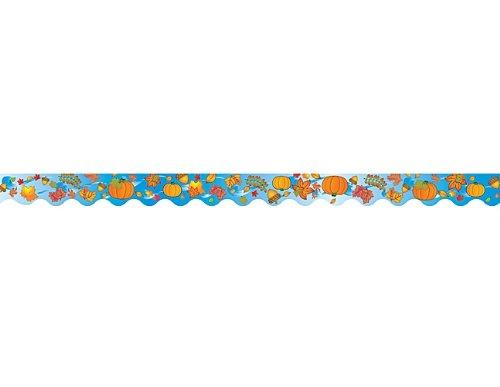 Teacher Created Resources Autumn Border Trim, Multi Color (4127) - 1