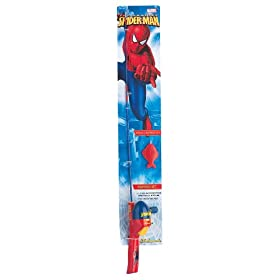 Shakespeare Spiderman Fishing Kit
