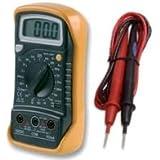 Ex-Pro® Digital Multimeter, Voltmeter, Ammeter, Ohm, Resistance, Meter, AC, DC