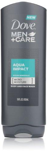 Dove Men+Care Aqua Impact Body and Face Wash, 18 Ounces at Sears.com