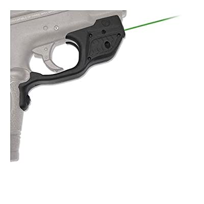 Crimson Trace LG-489G Greeen Laserguard for Smith & Wesson M&P Shield - LG489G from Crimson Trace