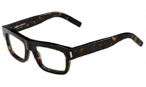 Yves Saint Laurent Yves Saint Laurent Yves 2 Eyeglasses-0086 Dark Havana-52mm